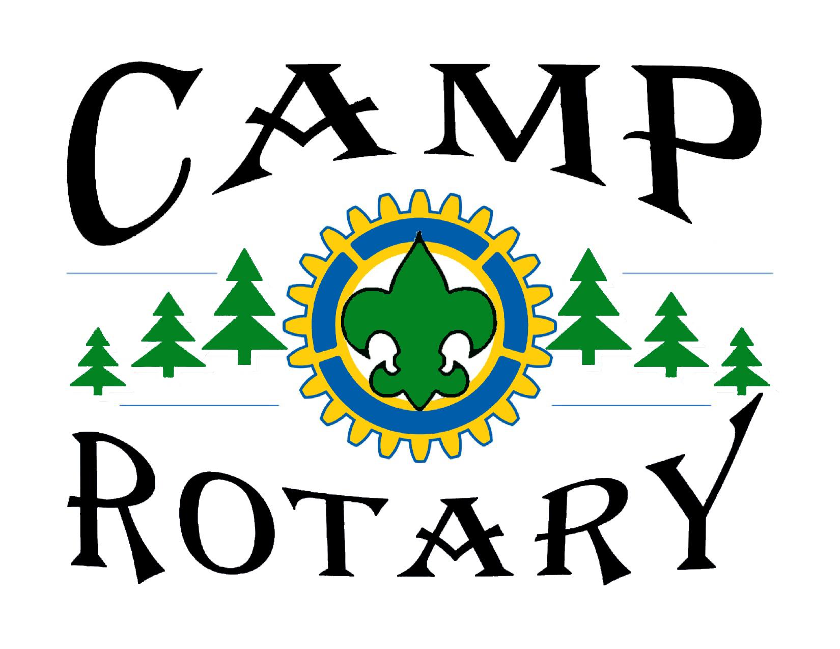 Camp Rotary Logo