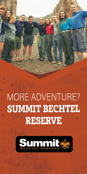 High Adventure - Michigan Crossroads Council | Boy Scouts of
