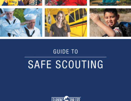 Guide to Safe Scouting Updated