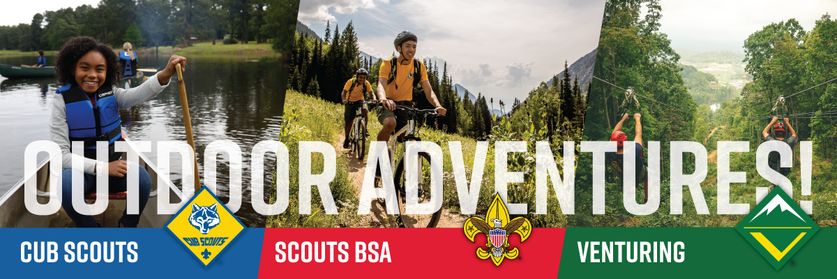 Our Camps - Michigan Crossroads Council | Boy Scouts of America