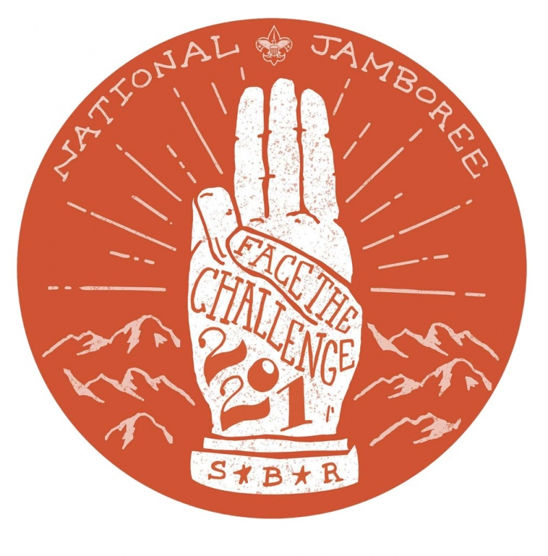 Theme and logo for 2021 National Jamboree Revealed