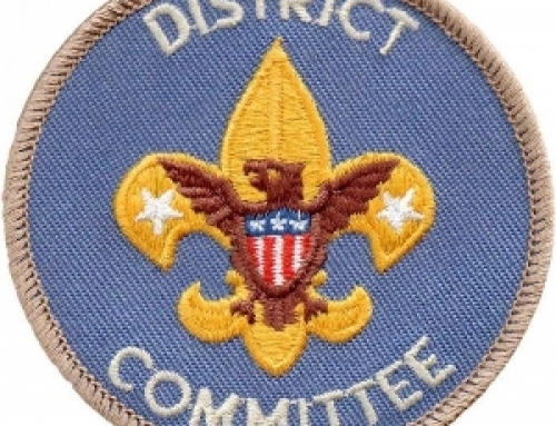 New District Committee Training Online