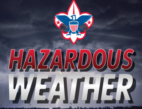 Hazardous Weather Training:  Required for all Direct Contact Leaders