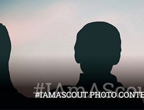 #IAMASCOUT Photo Contest